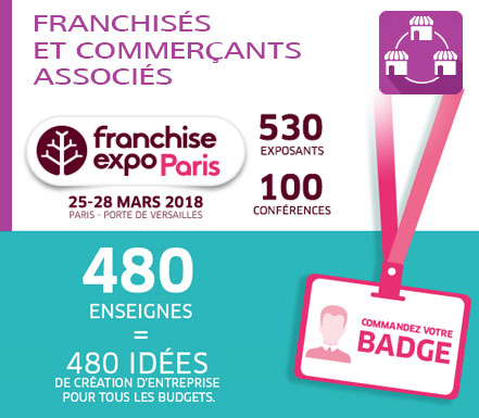 Salon de la franchise 2018